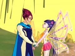 Муза и Ривен