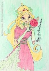 Флора - принцесса