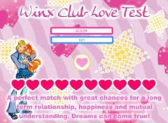 Винкс игра про любовь