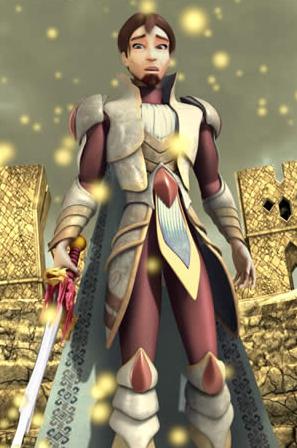 Орител с мечом