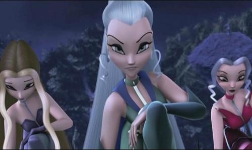 Кадр из фильма Волшебное приключение - Трикс