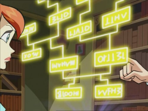 Семейное древо Блум из сериала