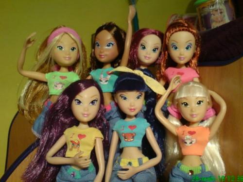 Куклы Винкс 2