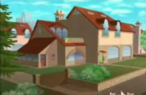 Дом Рокси в Гардении