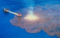 Нефть в Мексиканском заливе