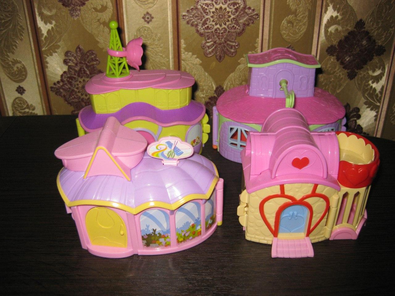 Дом для игрушек из киндера сюрприза своими руками 93