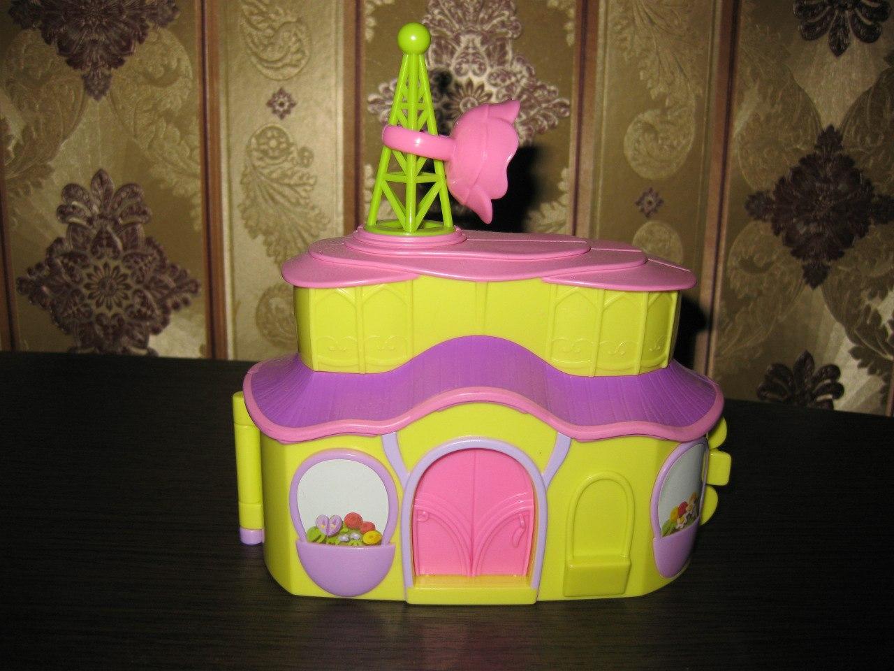 Дом для игрушек из киндера сюрприза своими руками 36