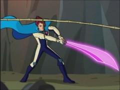 Ривен с мечом