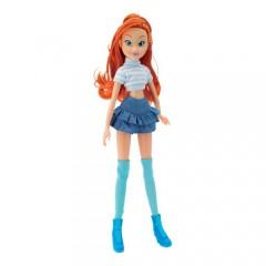 Кукла Блум - школьный стиль