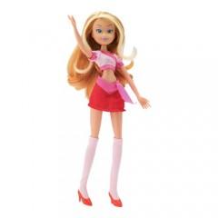 Кукла Флора - школьный стиль