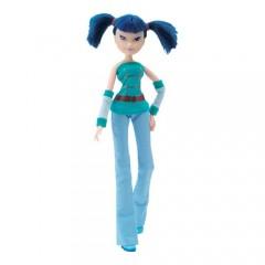 Кукла Муза - школьный стиль
