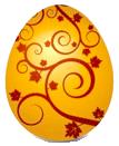 Пасхальное яйцо №6