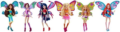 Куклы Винкс Биливикс 2012
