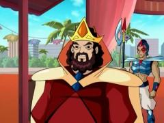 Король Эрендор, отец Ская