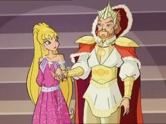 Стелла и король Радиус