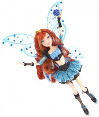 Кукла Блум голубой Биливикс - 2