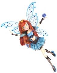 Кукла Блум голубой Биливикс - 4