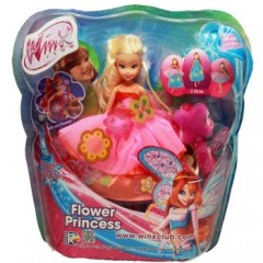 Кукла Стелла цветочная принцесса