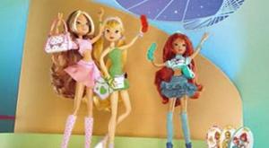 Куклы Винкс в одежде 2 сезона