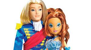 Куклы Блум и Скай
