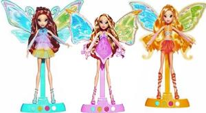 Куклы Винкс Волшебство цвета