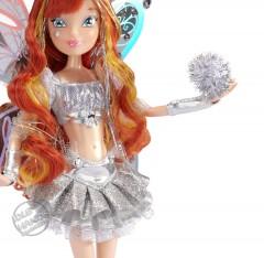 Кукла Блум Серебряный Биливикс - 2