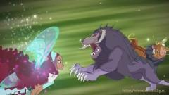 Лейла против зверя