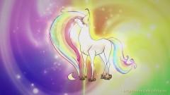 Радужная лошадь