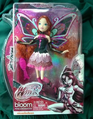 Кукла Блум Роовый энчантикс