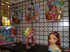 Куклы Винкс, фото с выставки