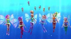 Винкс под водой