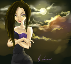 Дарси и Луна