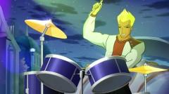 Рой-барабанщик