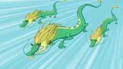 Злые зеленые драконы