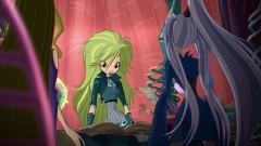 Селина и Трикс