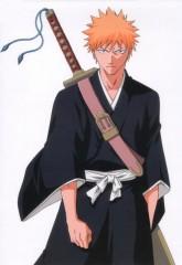 Суровый парень Куросаки - король всея сэненов