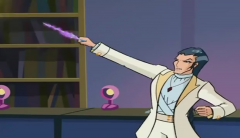 Главный колдун сезона думает, что он в Хогвартсе