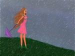 Наедине с дождем