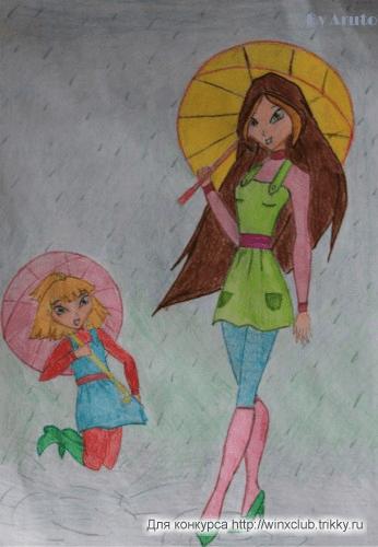 Флора и Миэли