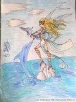"""Галадриэль из """"Властелина колец"""" (автор: Ithilis)"""