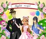 Лучшая свадьба для Флоры