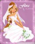 Флора невеста, Magic day (автор: Гвэндалин)