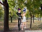 Ривен и Муза (автор: Лума Икс)