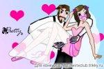 свадьба Гризельды и Кодаторты (автор: ღPretty)))