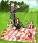 Коллективный пикник