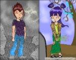 Муза и Ривен-Две истории,одна судьба