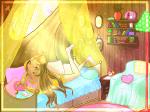 Комната Флоры