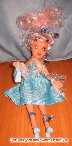 Кукла на роль Айси