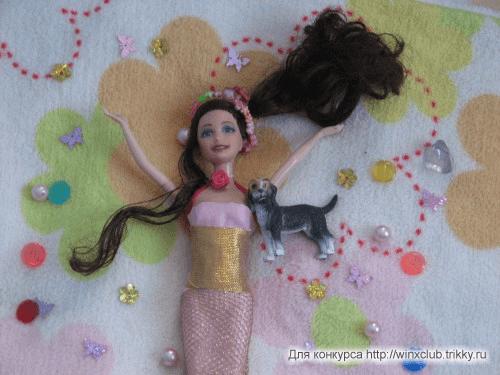 Барби - Флора точно победит!