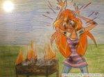 Ой, шашлычки горяяяяяяяяят!!!  (автор: ~ღLa fata di Sophixღ~)